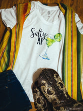 Load image into Gallery viewer, A little salty margarita shirt