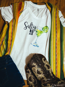 A little salty margarita shirt