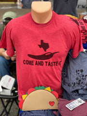 Come and Taste It Texas Shirt