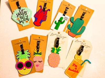 Fun Luggage Tags