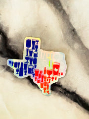 Drink Texas Sticker