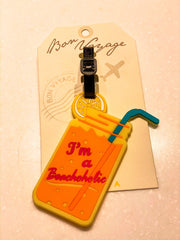 Drink luggage Tag
