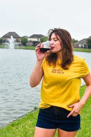 Malbec Wine Shirt| Fredericksburg wine Shirt
