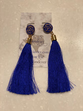 Load image into Gallery viewer, Fringe Dangle Earrings