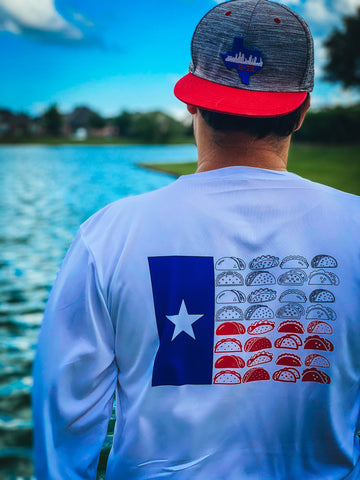Taco Fishing Shirt