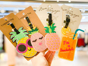 Custom fun luggage tags