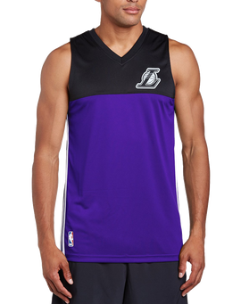 Adidas Men's Winter Hoops Sleeveless Jersey