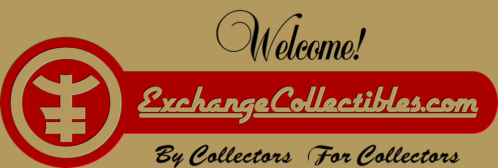Welcome to Exchange Collectibles!