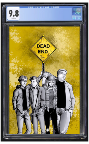 Dead End Kids 1 Virgin CGC 9.8