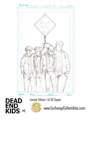 Dead End Kids 1 B&W Virgin CGC 9.8