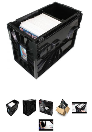 Six Pack BCW Bins Multi Pack.