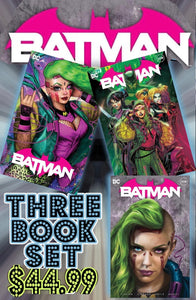 Batman 108 3 Book Trade Dress set