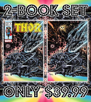 Thor 6 Kyle Holtz 2 Book Set
