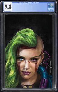 Batman 108 Clara Cohen Virgin CGC 9.8