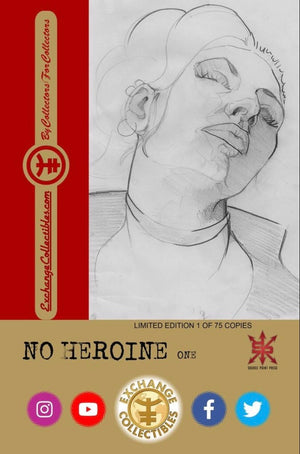 No Heroine Ryan Atkins Trade