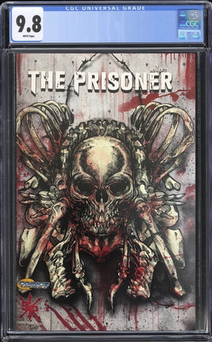 The Prisoner #1 Chinh Potter Trade CGC 9.8