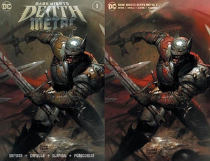 Dark Nights Death Metal #1 2 Book Set
