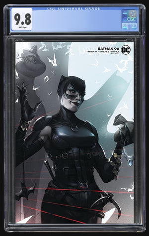 Batman 96 Cover B CGC 9.8