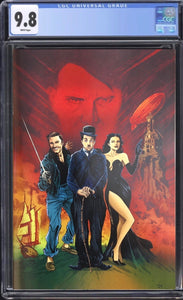 The Fuhrer and the Tramp #1 Virgin CGC 9.8