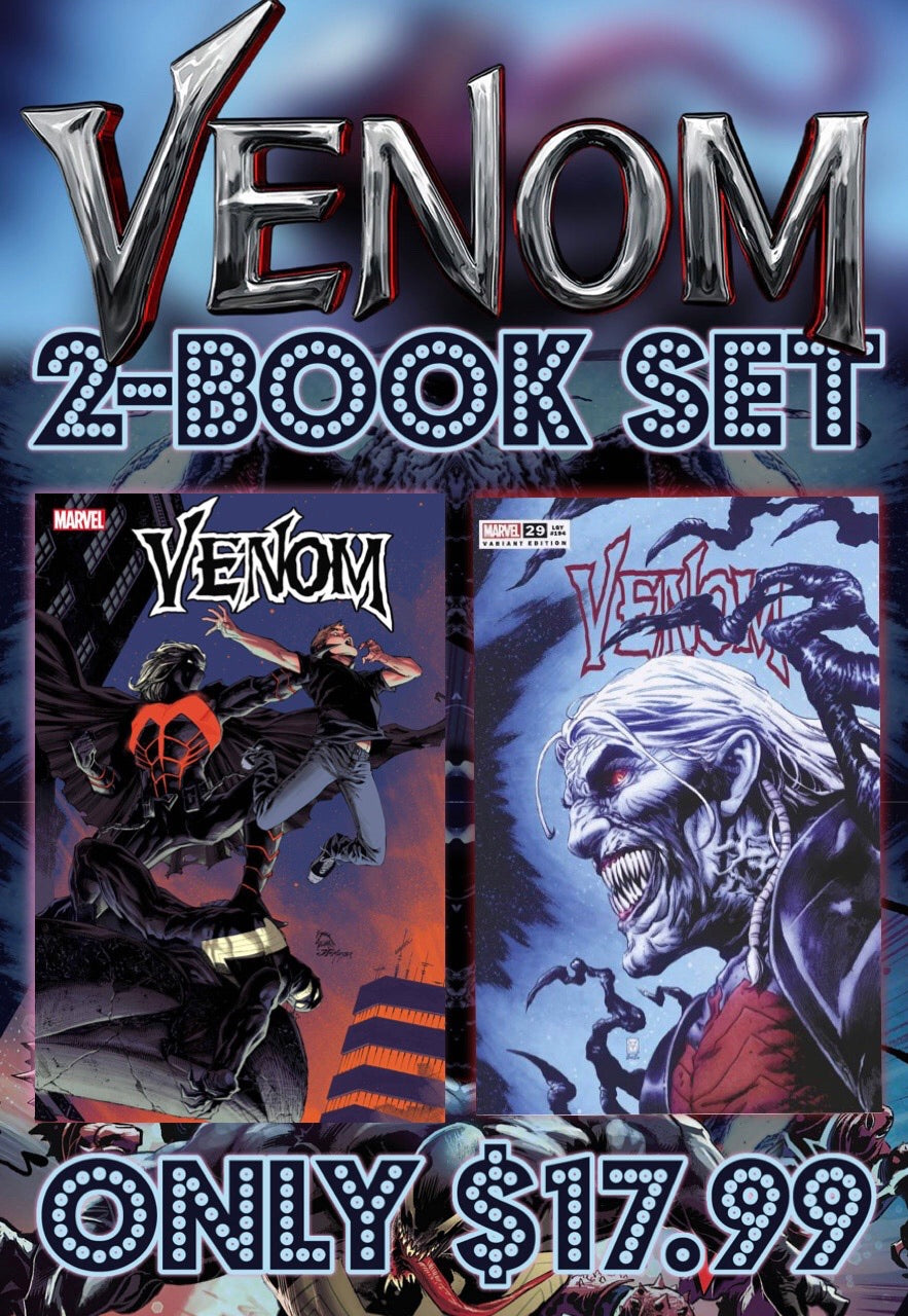 Venom 29 Giangiodano Trade & Cover A