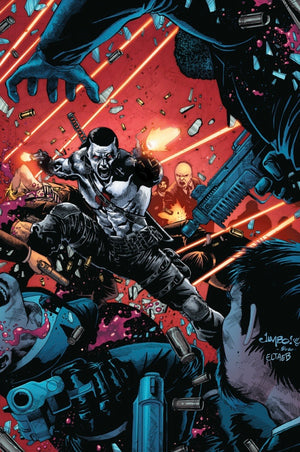 Bloodshot #0 Jimbo Salgado Trade Dress