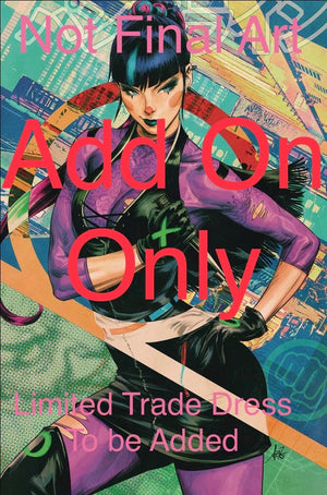 Add on Only Batman 92 Cover B