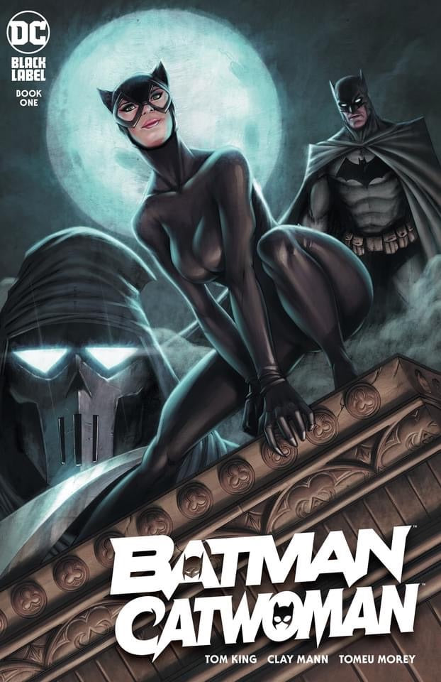 Batman Catwoman #1 4 Book Bundle