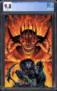 Death Metal 7 Kirkham Virgin  CGC 9.8