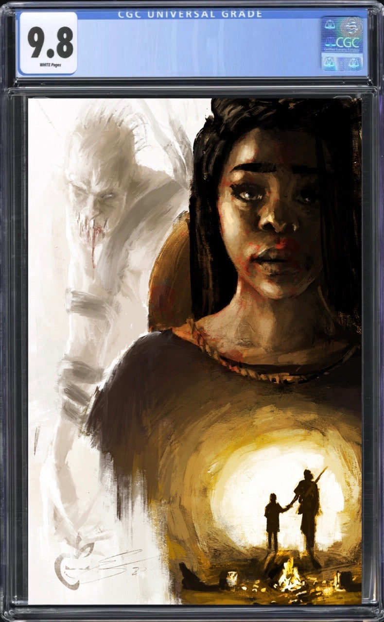 Mother #1 Esteban Salines Metal CGC 9.8