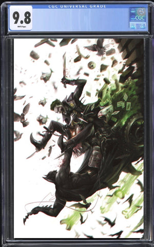 Batman 100 Cover B CGC 9.8