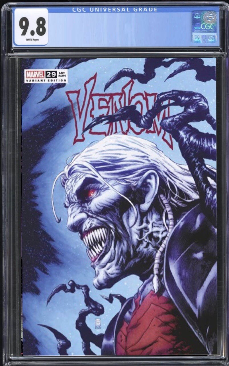 Venom 29 Giangiodano Trade CGC 9.8