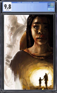 Mother #1 Esteban Salines Virgin CGC 9.8