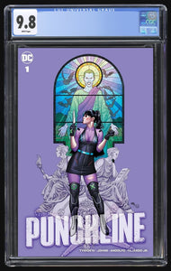 Punchline Special #1 Cho Trade Dress CGC 9.8