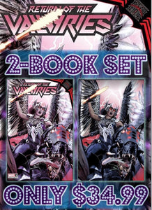 Return of the Valkyries #1 Mayhew 2 Book Set