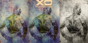 X-O Manowar #1 Zu Orzu 3 Book Set