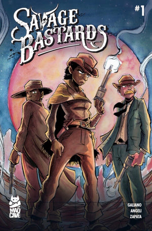 Savage Bastards #1 3 Book Set