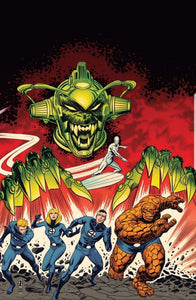 Fantastic Four Antithesis #2 Zircher Virgin