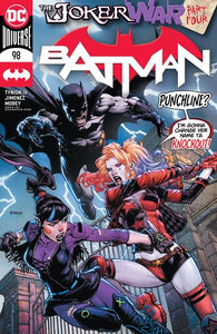 Batman 98 Cover A