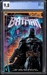 Future State the Next Batman #1 Hotz CGC 9.8