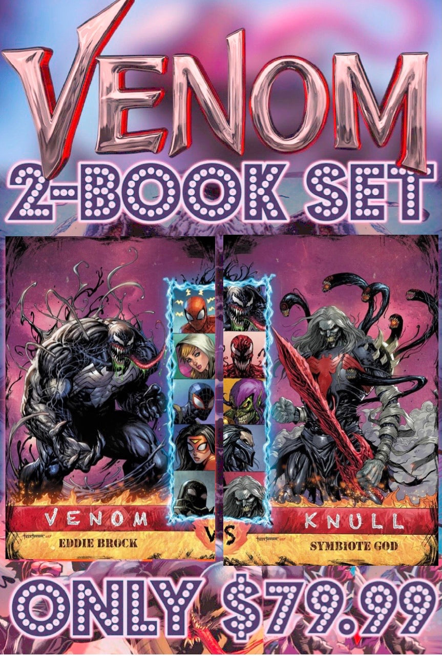 Venom 32 & 33 Kirkham Virgin connecting set