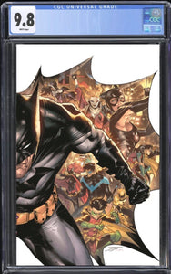 Batman 100 Cover A CGC 9.8