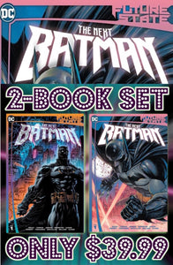 Future State the Next Batman #1 two book set.