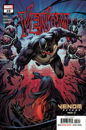 Venom 28 Giangiodano 3 Book Set