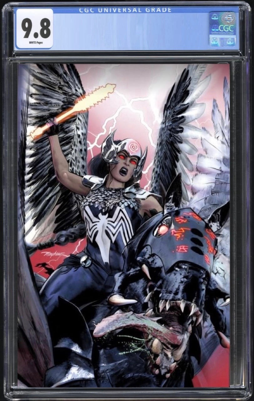 Return of the Valkyries #1 Mayhew Virgin CGC 9.8