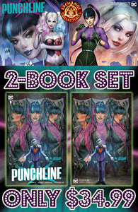 Punchline Special #1 Ryan Kincaid 2 Book Set