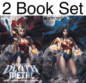 Dark Nights Death Metal 2 Lim 2 Book Set
