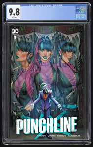 Punchline Special #1 Ryan Kincaid Trade CGC 9.8