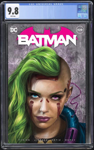 Batman 108 Clara Cohen Trade CGC 9.8