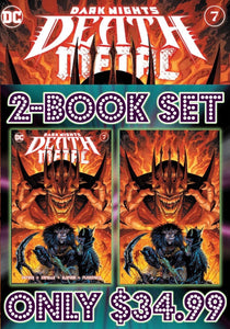 Death Metal 7 Kirkham 2 Book Set
