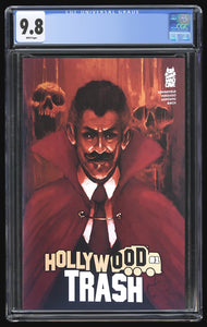 Hollywood Trash 1 Salinas Virgin CGC 9.8